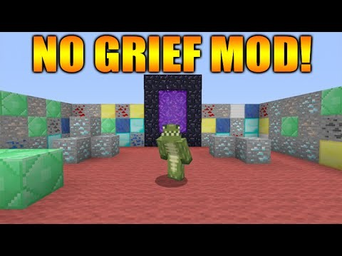 Minecraft Xbox 360 / PS3 Mod: No Grief Mod Download