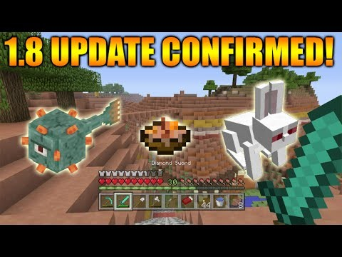 Minecraft Xbox 360 + PS3: NEW Update 1.8 Features Confirmed