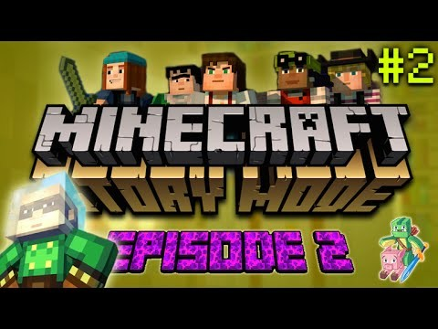 "Minecraft Story Mode – Assembly Require – ""WITHER STORM RETURNS!"" (PART 2) EPISODE 2"