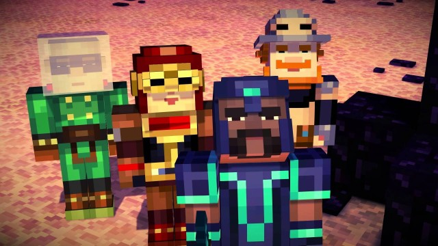 Minecraft: Story Mode Episode 2 – Assembly Required