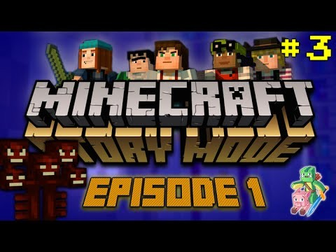 Minecraft Storymode Order Of The Stone Part 3