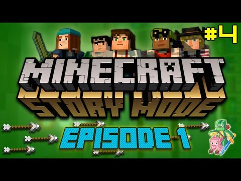 Minecraft Storymode Order Of The Stone Part 4 ENDING!