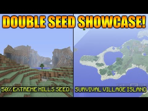 Minecraft Xbox 360 + PS3 TU29 Survival Island Seeds