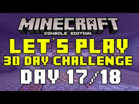 """Minecraft Xbox 360 – 30 Day Let's Play Challenge – """"The Storage Room"""" Episode 17/18"""