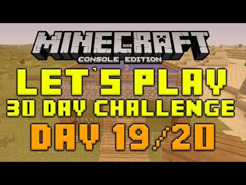 "Minecraft Xbox 360 – 30 Day Let's Play Challenge -""The Chicken Farm"" Episode 19/20"