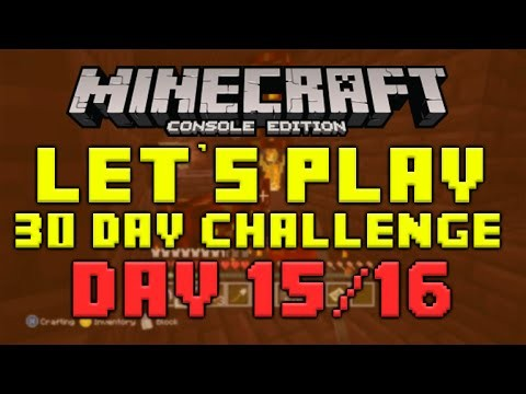 "Minecraft Xbox 360 – 30 Day Let's Play Challenge – ""The Episode Of Death"" Episode 15/16"
