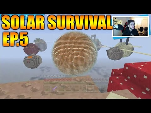 "MINECRAFT XBOX – SOLAR SURVIVAL ""THE XP GRINDER"" EP.5"