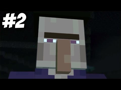 Minecraft Story Mode – Episode 4 – THE FAR LANDS MAZE (Part 2)