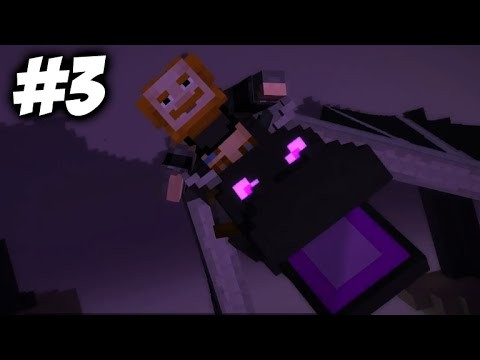 Minecraft Story Mode – Episode 4 – THE ORDER SECRET! (Part 3)