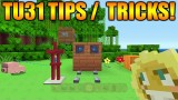 Minecraft Xbox 360 + PS3: Title Update 31 Tips, Tricks, Changes & Removed Features