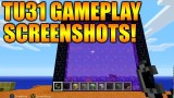 Minecraft Xbox 360 + PS3: Title Update 31 Gameplay Screenshots