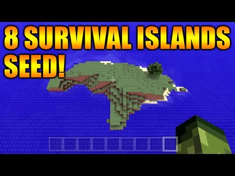 Minecraft Xbox 360 + PS3: TU30 The Best Survival Island Seed