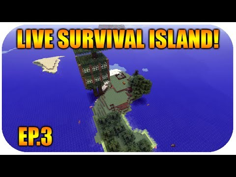 "[LIVE!] MINECRAFT XBOX | ""SURVIVAL ISLAND"" 