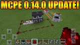 MINECRAFT POCKET EDITION 0.14.0 – UPDATE HOPPERS, DROPPERS, REPEATERS (MCPE 0.14.0)