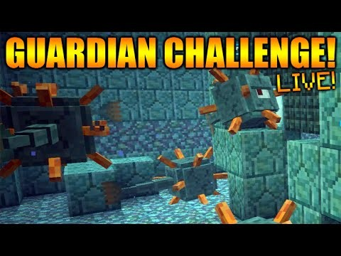 Minecraft Xbox 360 + PS3: Title Update 31 – Guardian Boss Challenge