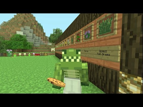 Minecraft Xbox – Flower Power Challenge – Magical Shears Part 2