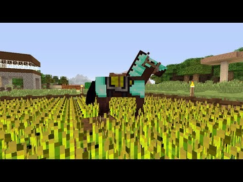 "Minecraft Xbox – Soldier Adventures Season 2 – ""The Horse Tamer"" EP.9"
