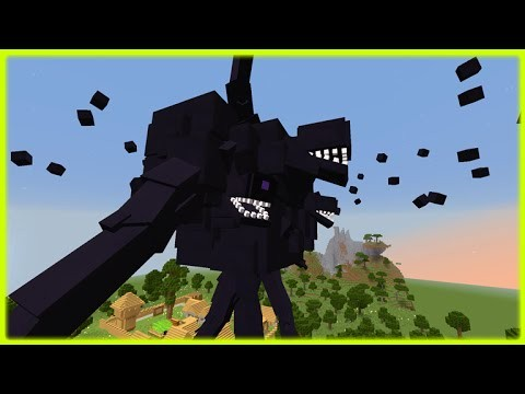 WITHER STORM ATTACK RUN!! – Minecraft Story Mode Mini-Game
