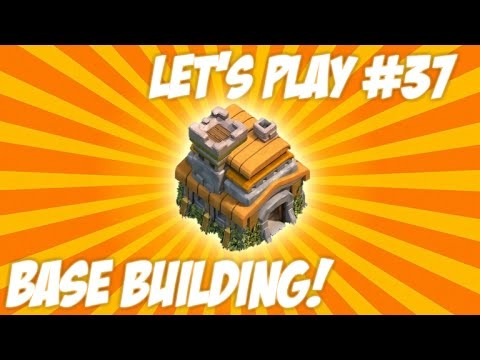 "CLASH OF CLANS | LET'S PLAY ""NEW TH7 BASE BUILDING"" New Clan Changes + Active Wars Live Episode 37"