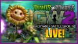 [LIVE] Plants vs. Zombies: Garden Warfare 2 – Backyard Battleground – (PVZGW2)