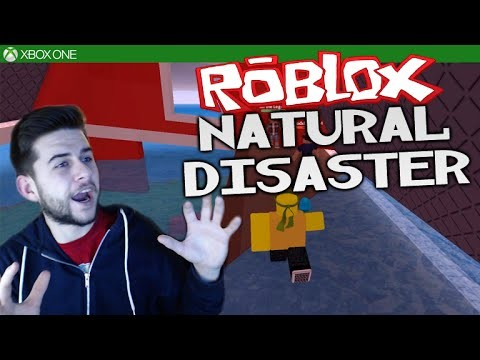 ROBLOX NATURAL DISASTER SURVIVAL!! – MIGHTY FLASH FLOODS! Part 1 [XBOX ONE]
