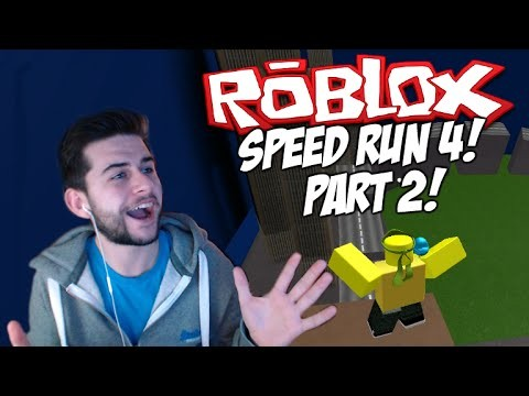 ROBLOX SPEED RUN 4!!! – PARKOUR LIKE A BOSS!! – PART 2 [XBOX ONE]