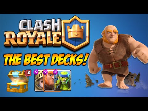 CLASH ROYALE | 8 CHESTS OPENINGS & THE BEST DECK FOR LOW PLAYERS (Clash Royale)
