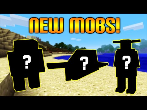 Minecraft 1.10 UPDATE – New MOB CONFIRMED! – What Could It Be?!?