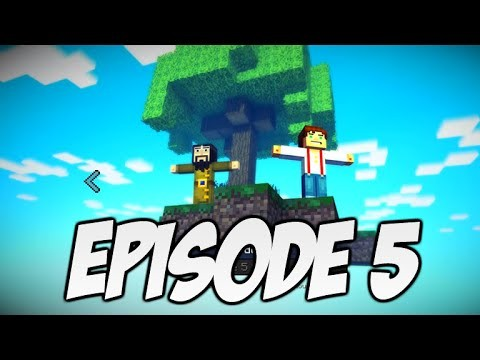 Minecraft Story Mode – EPISODE 5 – EVERYTHING YOU NEED TO KNOW ORDER UP (Episode 5)