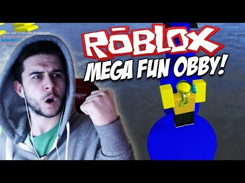 ROBLOX MEGA FUN OBBY!! – PRO PARKOUR SKILLS – Level 1-50 Part (1)