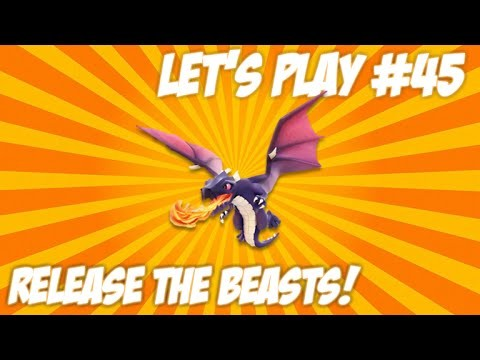 CLASH OF CLANS | LET'S PLAY RELEASE THE BEASTS!! – Hog Rider Upgrades Live Episode 45