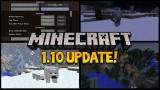 Minecraft 1.10 Update – NEW Village Types + Automatic Jumping Features & MORE!