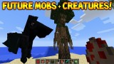 Minecraft Future Mobs – Animals, Creatures & Mythical Creatures (Future Features)