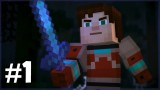 "Minecraft Story Mode – Episode 5 – THE HIDDEN TEMPLE! (Part 1) ""ORDER UP"""