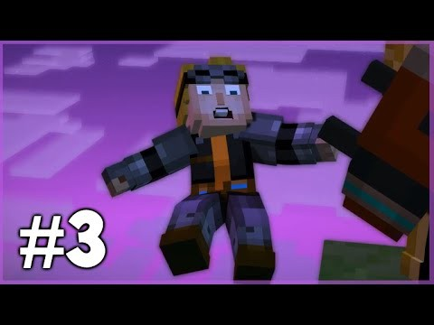 "Minecraft Story Mode – Episode 5 – THE EVERSOURCE!! (Part 3) ""ORDER UP"""