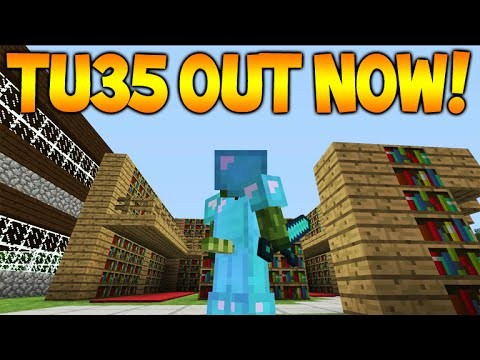 Minecraft Xbox 360/PS3: TU35 Update – OUT NOW! Removed Features & Fixes!