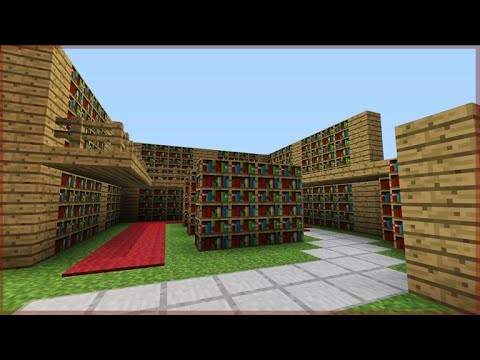 Minecraft Xbox – Soldier Adventures Season 2 – The Library Episode 44