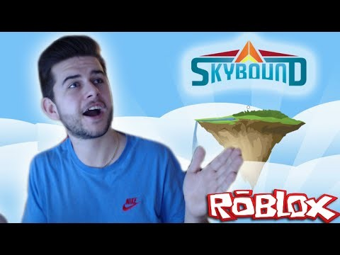 ROBLOX SKYBOUND 2 – BECOMING KING OF THE SKY!! Part 1