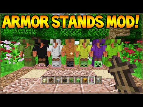 how to craft an armor stand in minecraft xbox