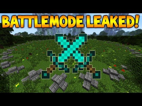 Minecraft Xbox 360/PS3 – NEW Battlemode CONFIRMED! Leaked Information Battle Mode