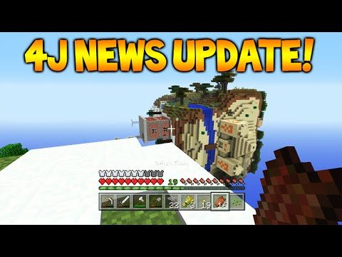 Minecraft Xbox 360/PS3 – NEW Update Information + Screenshots Coming Tomorrow! (4j News)
