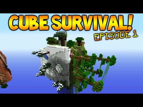 Minecraft Xbox | Cubed Survival | New Beginning! Episode 1