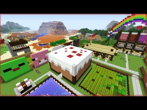 Minecraft Xbox – Soldier Adventures Season 2 – Cake Challenge! 51