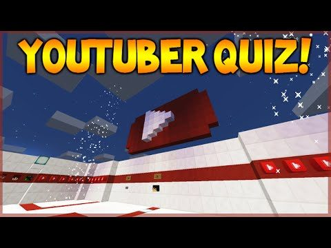 Minecraft Youtuber Head Quiz – How Well Do You Know Your Youtuber's!?!?