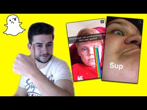 OPENING SNAPCHATS FROM FANS! – THE KINDEST FAN MESSAGE (Part 2)