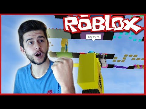 ROBLOX MEGA FUN OBBY THE COLOUR CHALLENGE! Level 100-150 Part 3