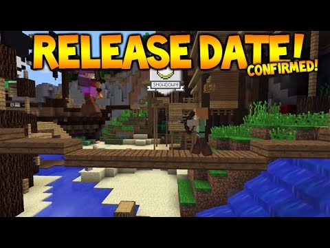 Minecraft Console Edition – NEW BATTLE MINI-GAME Official Release Date + Trailer (Battle Update)