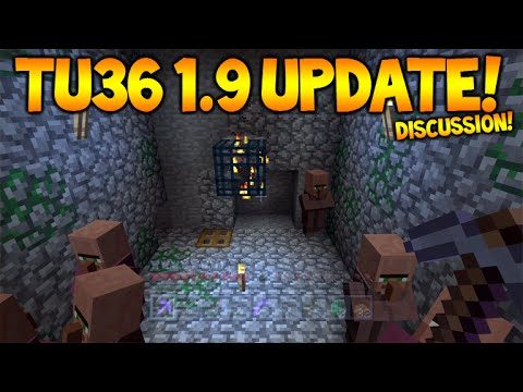 Minecraft Console Edition – Title Update 36 PC 1.9 Combat Update (Features Update)