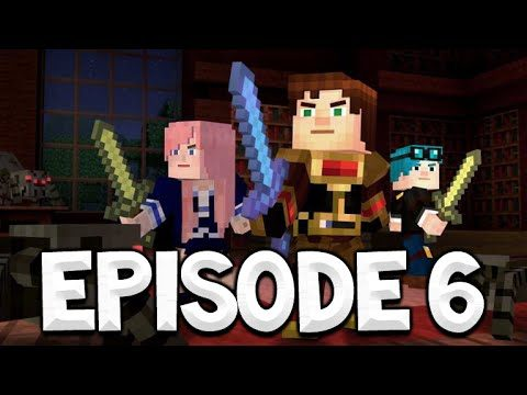 Minecraft Story Mode Archives Page 7 Of 9 Eckoxsolider