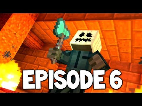 Minecraft Story Mode – Episode 6 THE WHITE PUMPKIN!! – Portal To Mystery